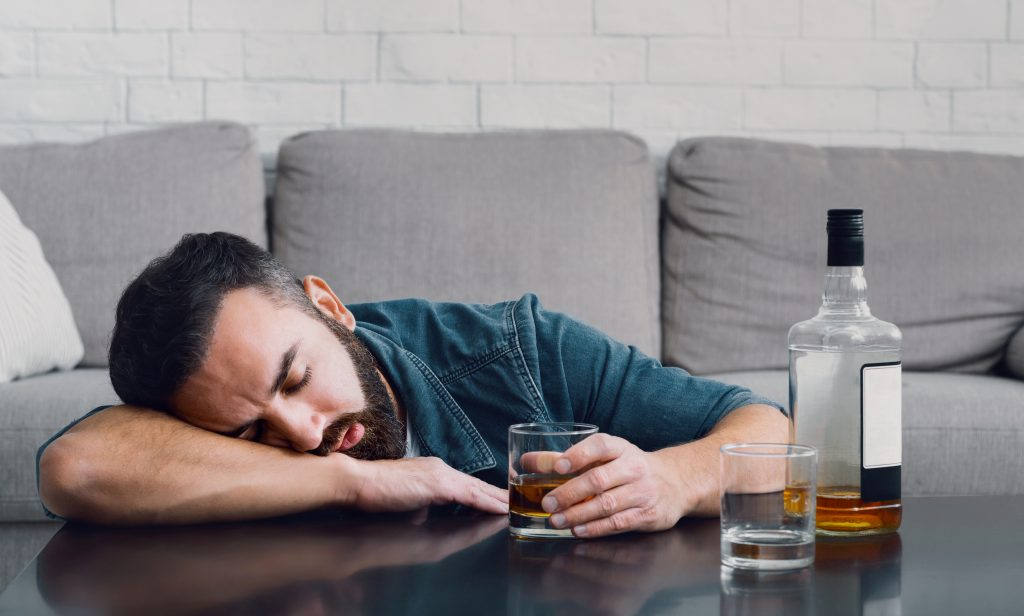 Substance abuse common in attorney burnout