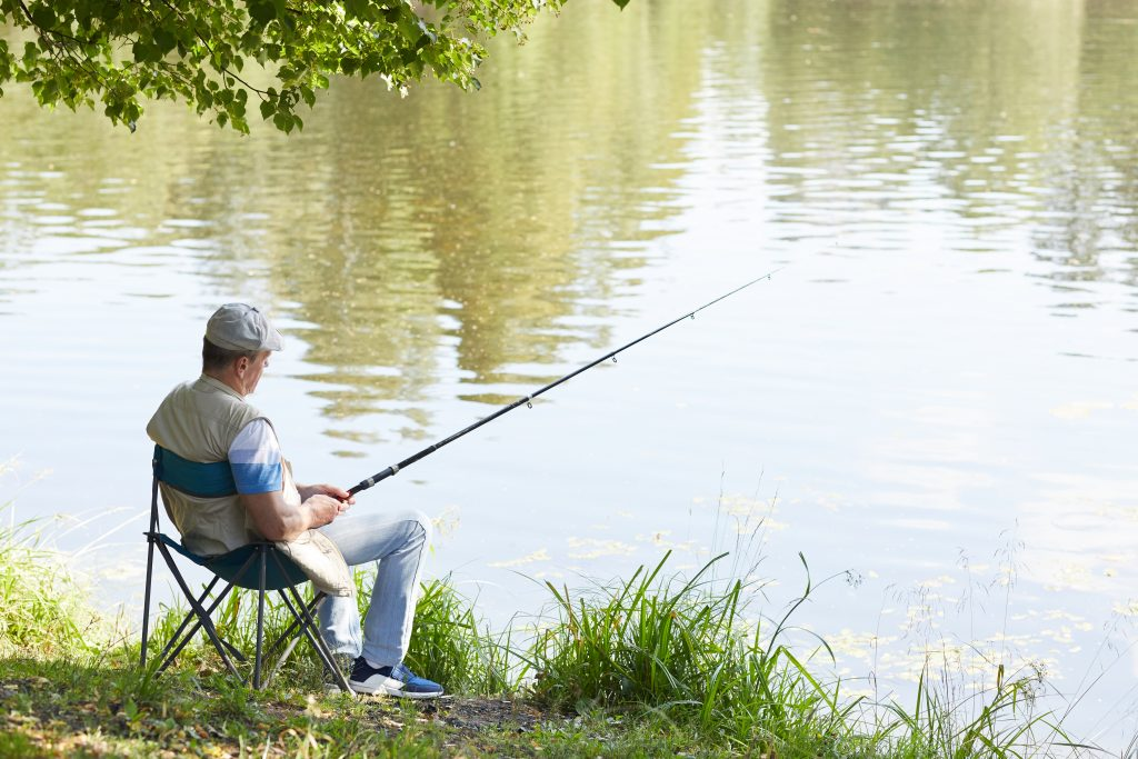 Fishing and other hobbies can help you cope with burnout