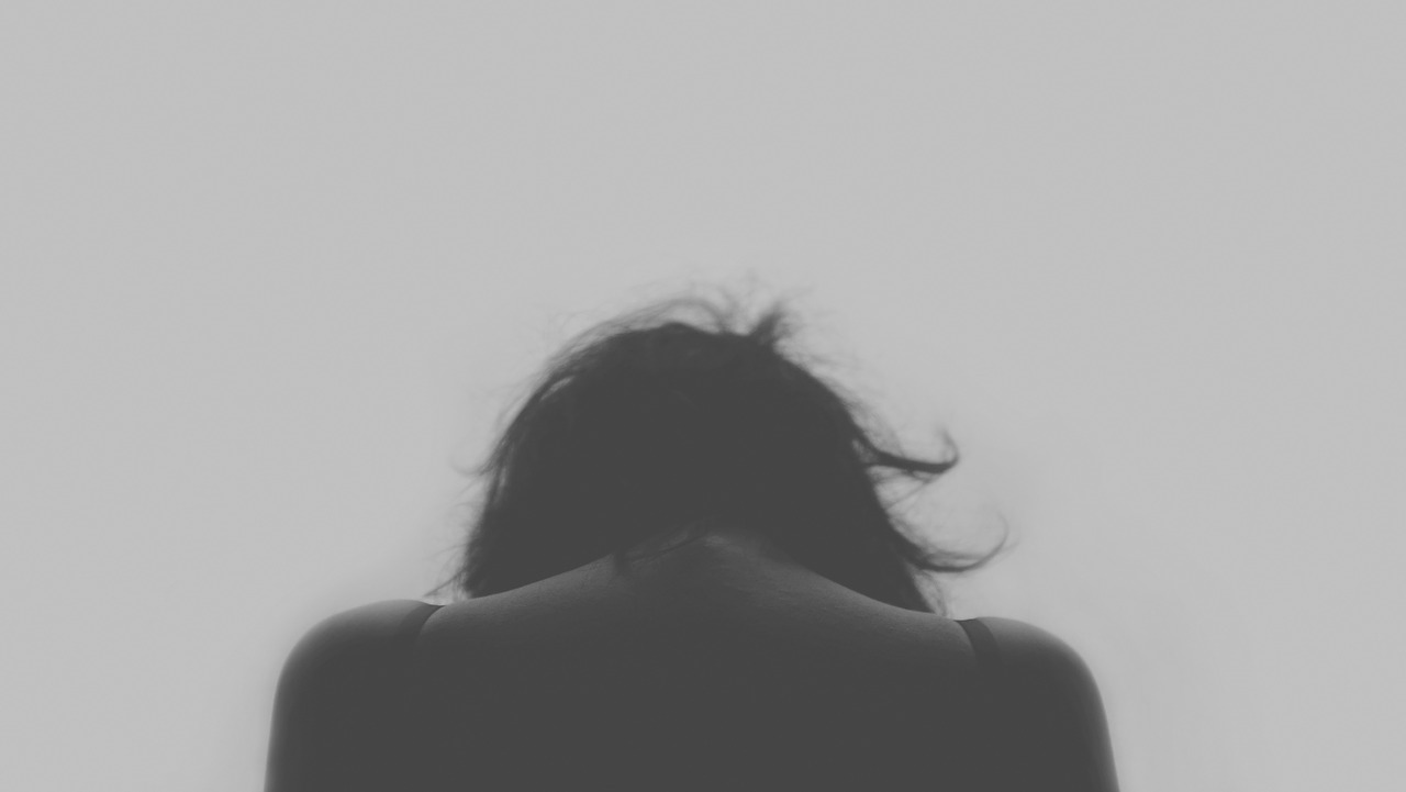 Image by Free-Photos from Pixabay; depression