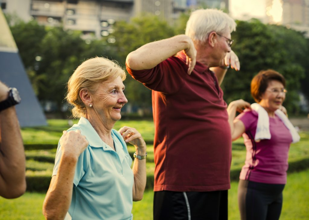 Build resilience by learning from older ones